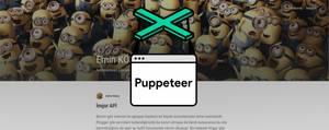 Puppeteer kullanımı